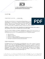 Carta Circular 6-2004-2005