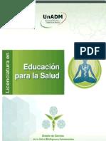 Unand Lic. Educacion Para La Salud