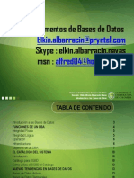 BASE DE DATOS ORACLE 2