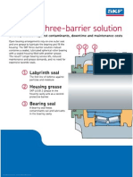 Three Barrier Solution