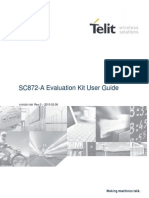 Telit Jupiter SC872-A EVK User Guide r0