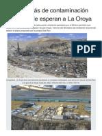 14 Años Más de Contaminación Ambiental Le Esperan a La Oroya