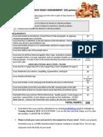 persuasive essay requirements