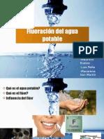 Fluoración Del Agua Potable