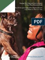 Petsmart Keeping Pets Phase II
