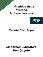 Filosofia Latinoamericana