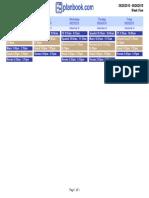 enrichment schedule 15-16