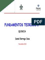Fundamentos Teoricos I_quimica