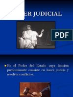 Poder Judicial PDF