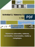 Activity 1-2 Complex Numbers