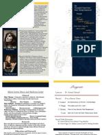 Music and the Brain Program