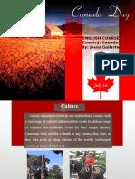 Exposicion Canada English Course Jesus Guilarte 2015