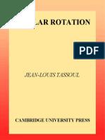 Tassoul J.-l. Stellar Rotation (CUP, 2000)(ISBN 0521772184)(273s)_PA