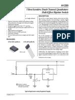 A1230-Datasheet