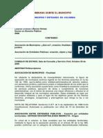 Asociacion de Municipios y Entidades en Colombia