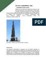 Areas de La Ingenieria Civil