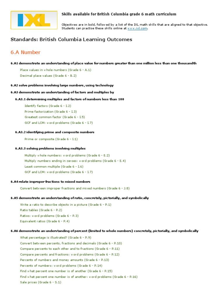 IXL - British Columbia Grade 6 Math Curriculum | Area | Rectangle