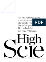 Cannabis From National Geographic USA - June 2015