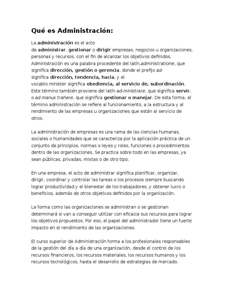 administración, andmistracion en la odontologia, ley de oferta y ...