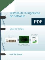 Historia de La Ingeniería de Software
