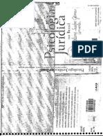 Brandão & Gonçalves, 2009 - Psicologia Jurídica No Brasil