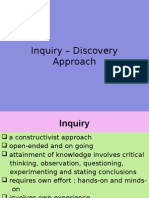 Inquiry _ Discovery