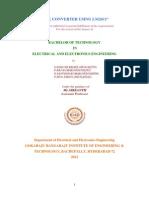 CUK converter using LM2611.pdf