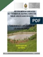 Jorge Eduardo Villegas Gómez Seminario Atajados