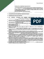 Guia de Estudio Laboratorio Analogico II