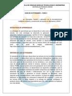 Guia de Actividades microelectronica - Fase 2 Ver 2.1 2015-2