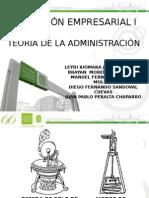 Expo Teoria de La Administracion