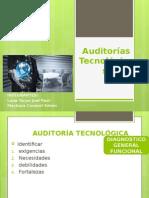 Auditoría-Tecnológica