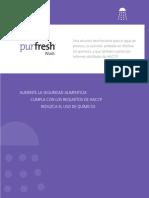 Purfresh Wash