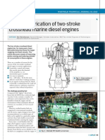 Cylinder Lubrication Marine Engines Article