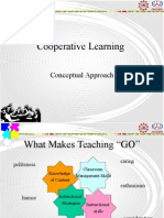 Cooperative Learning(Conceptual)
