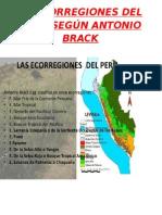 11 Ecorregiones Del Perú Según Antonio Brack (1)
