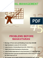 FINANCIAL MANAGEMENT MPMC