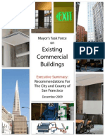 Sf Existing Commercial Buildings Executive Summary