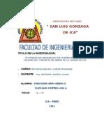 Ificiencia Del Microcilise en La Calidad Del Concreto en La Ciudad de Ica2