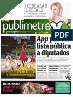 20150908 Mx Publimetro