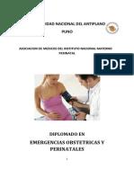 Preeclampsia y Eclampsia, soluciones didacticas