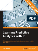 Learning Predictive Analytics with R - Sample Chapter