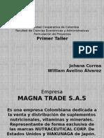 Taller 1 - Formulacion de Proyectos
