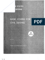 Basic Civil Defense Guide (1955)