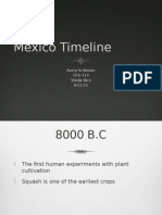 mexicotimeline