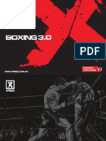Xpeed Boxing 2015-16 Catalogue