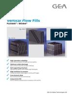 Gea 2h Vertical Flow Fills Plasdek Biodek Product Profile