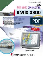 samyung NAVIS3800