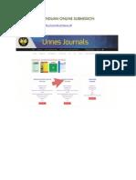 Panduan untuk Penulis di jurnal online