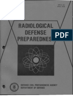 Radiological Preparedness Guide (1978)